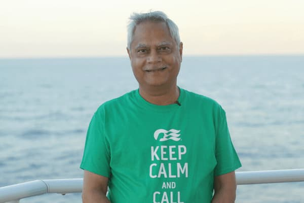 Cruise Planners Travel Advisor Anoop
