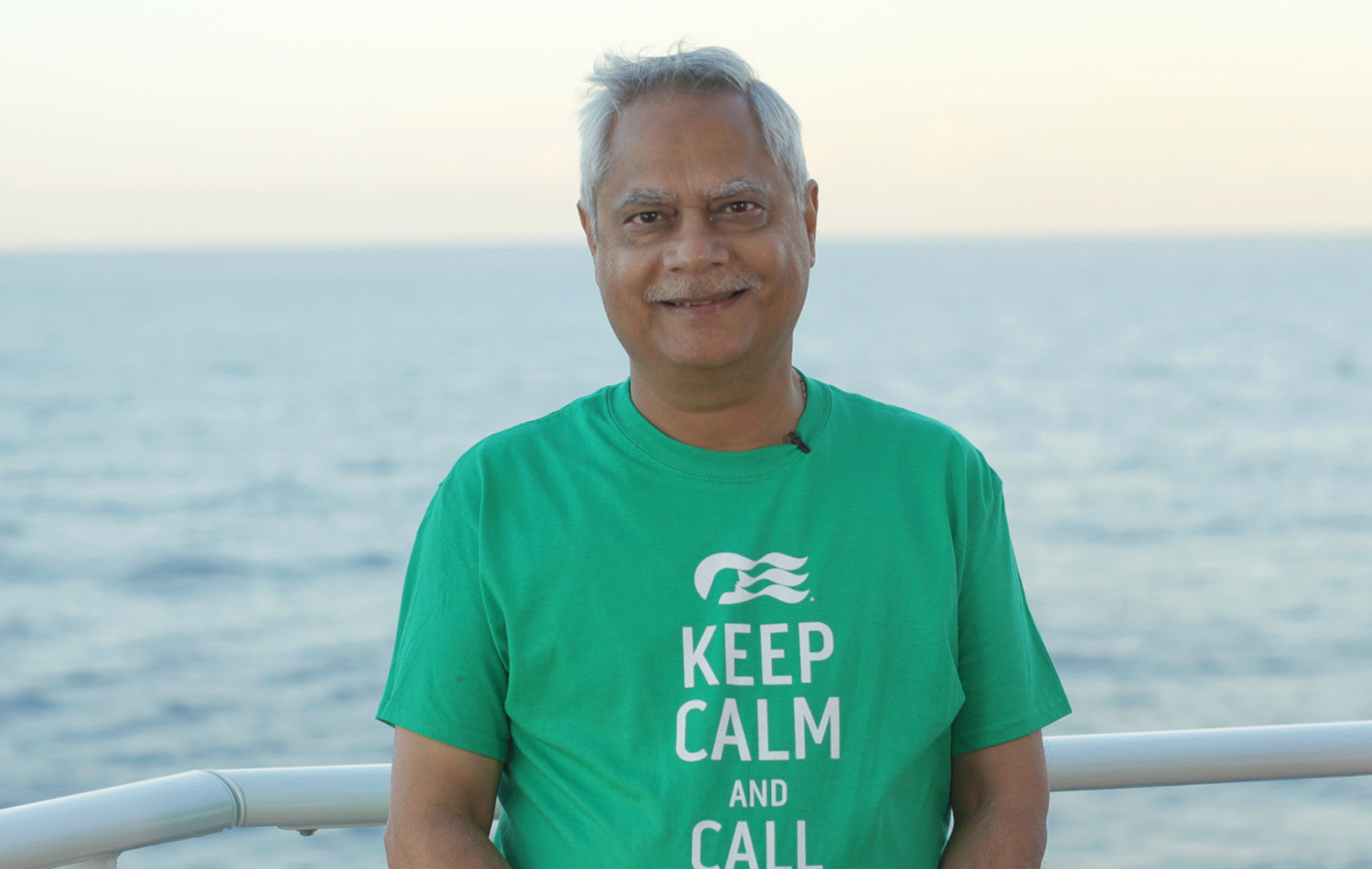 Cruise Planners Franchise Owner Anoop