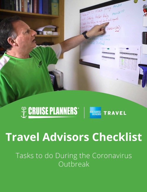 Copy of Travel Advisors Checklist Cover