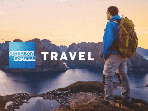 Brand Recognition with American Express Travel