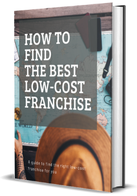 Low-Cost Franchise Guide Cover