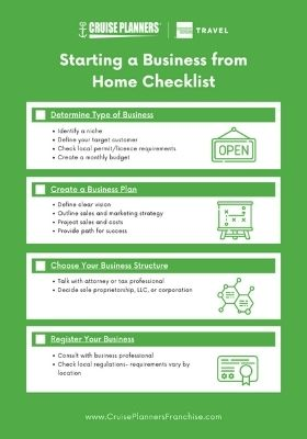 Start a Business from Home Checklist